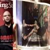 Magellano: il servizio fotografico sul RollingStone di maggio