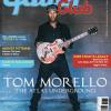 Tom Morello sulla copertina di novembre di Guitar Club