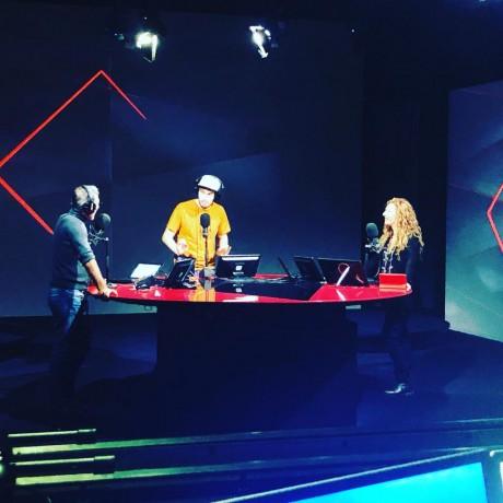 PINGUINI TATTICI NUCLEARI A RTL102.5, aspettando il FORUM!