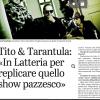 Tito & Tarantula alla Latteria Molloy di Brescia, 3 settembre 2016