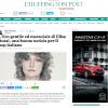 Elisa Rossi sull'Huffington Post