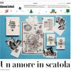 Alessandro Baronciani: Come Svanire Completamente su La Repubblica, ed nazionale, di oggi