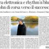 SOHN, in concerto domani al Circolo Magnolia, intervistato da Corriere della Sera (MI)