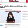Rolling Stone e la video intervista a Motta per la data di fine tour il 1 aprile all'Alcatraz Milano