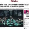 Locus Festival: l'intervista a Shye Ben Tzur, per il progetto JUNUN, su Rolling Stone Italia