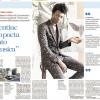 La bella intervista de La Repubblica (BA) a Benjmanin Clementine, in concerto questa sera al LOCUS FESTIVAL