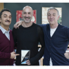 Alessandro Baricco e Alessio Bertallot presentano a Radio Deejay PLAYnovecento
