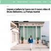 Il nuovo video di BRUNO BELISSIMO, La Pampa Austral, in anteprima su DLSO