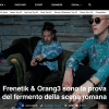 Billboard Italia intervista Frenetik & Orang3