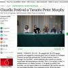 ANSA RACCONTA CINZELLA MUSIC FESTIVAL