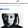I-D: Charlotte Gainsbourg in concerto a Milano