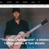 Tutti i dettagli dell'album solista di Tom Morello su Billboard.it