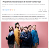 TgCom24 intervista PINGUINI TATTICI NUCLEARI