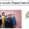 Pinguini Tattici Nucleari intervistati da MarieClaire