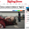 In anteprima su Rolling Stone Italia, Oggi No, di MISSINCAT