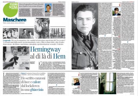 ROVER intervistato da La Lettura, Corriere della Sera