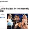 L I M e SEVDALIZA tra le 10 artiste che domineranno il 2018 per VANITY FAIR