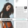Alice Merton su SportWeek, in edicola con La Gazzetta