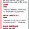 ALICE MERTON nella playlist della settimana di TV Sorrisi e Canzoni