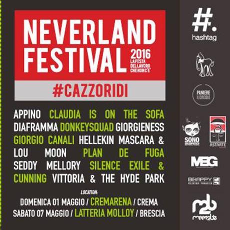 Neverland Festival 2016