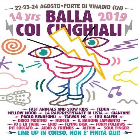 BALLA COI CINGHIALI