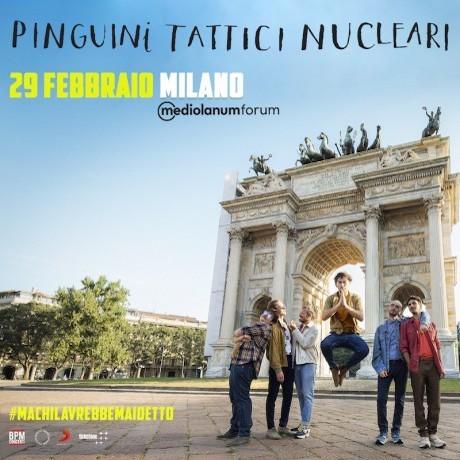 PINGUINI TATTICI NUCLEARI: IL PRIMO FORUM (29.02.2020)