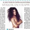 Mykki Blanco: tre le date italiane promosse da Radar Concerti
