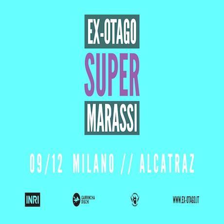 Ex-Otago all'alcatraz Milano