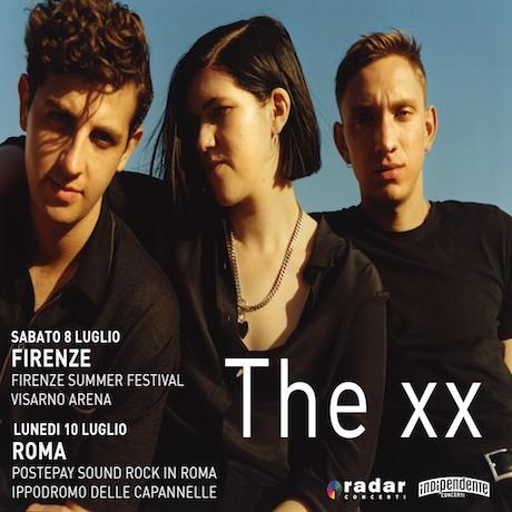 The xx_ due nuove date a Roma e Firenze