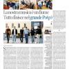 Corriere della sera nazionale, La Lettura, racconta PINGUINI TATTICI NUCLEARI